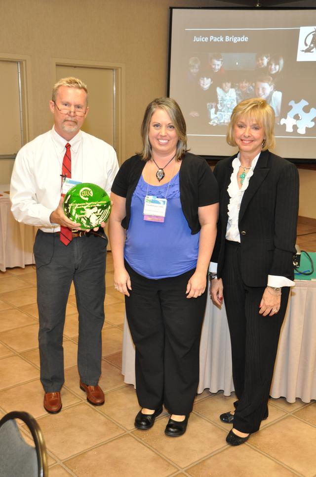 Award Recipient: Don Roberts Elementary School - Little Rock
