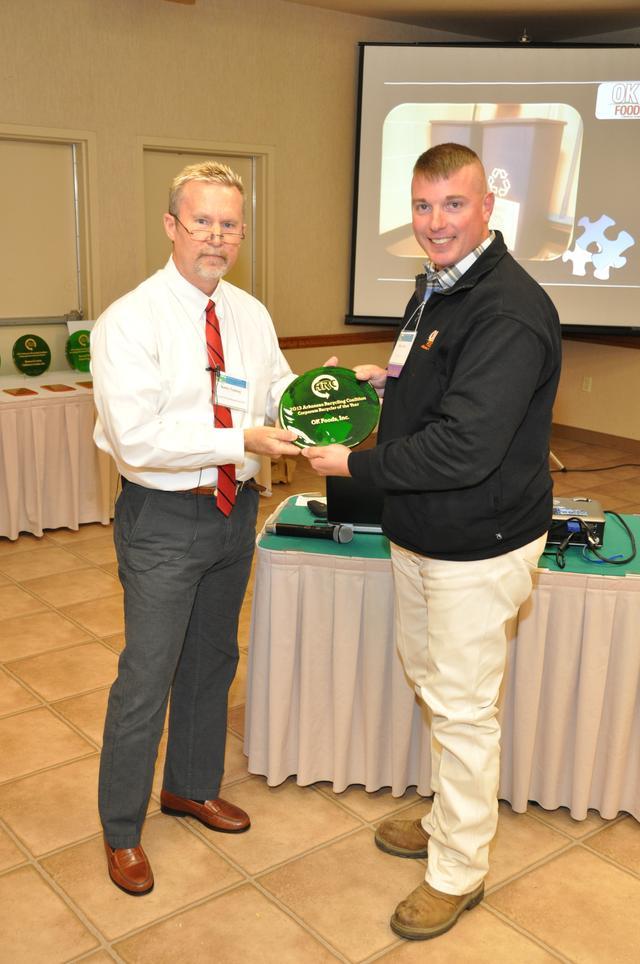 Award Recipients: OK Foods, Inc - Fort Smith