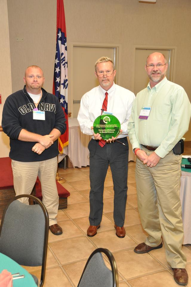 Award Recipient: UofA for Medical Sciences - Little Rock