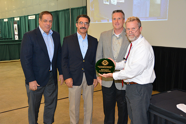 Corporate Recycler of the Year Kimberly-Clark Corporation
