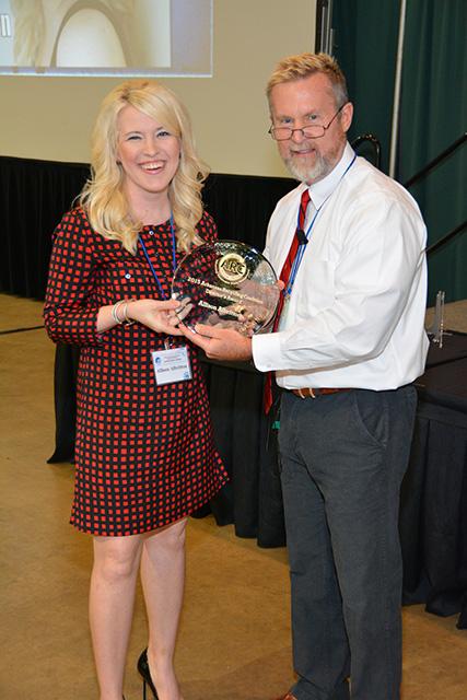 Director's Award Allison Albritton