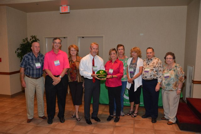 Award Recipient: Fairfield Bay