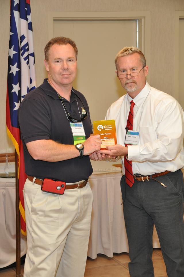 Charlie Wood - Distinguished Service Award