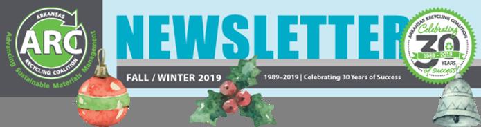 Fall / Winter 2019 Newsletter